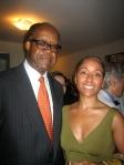 President Benjamin Payton (Tuskegee U) & Jackie Modeste