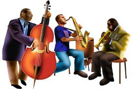 Jazz band clip art