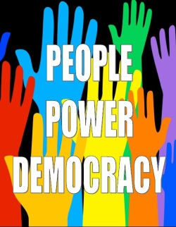 Democracy as People Power